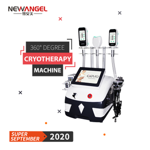 Cryolipolysis Machine Freeze Fat 360 Body Shaping Beauty Slimming ETG80S