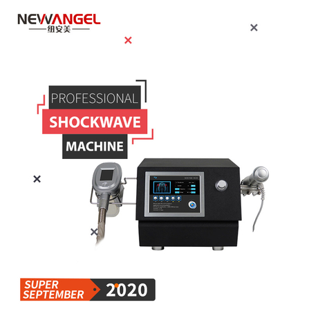 New medical equipment extracorporeal shock wave therapy machine for sale