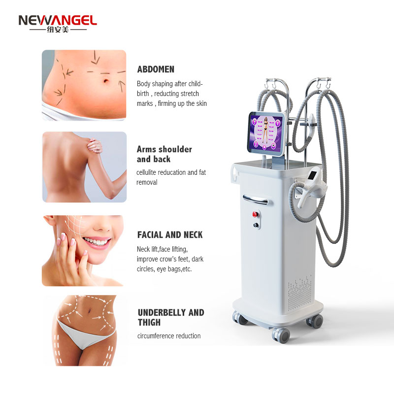 Manufacturer velashape slimming cellulite removal body cavitation machine roller shaper massage