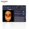 Wrinkle acne age moisture face mapping skin analysis
