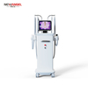 roller vacuum 40K Cavitation cellulite reduction massage velashape body slimming machine