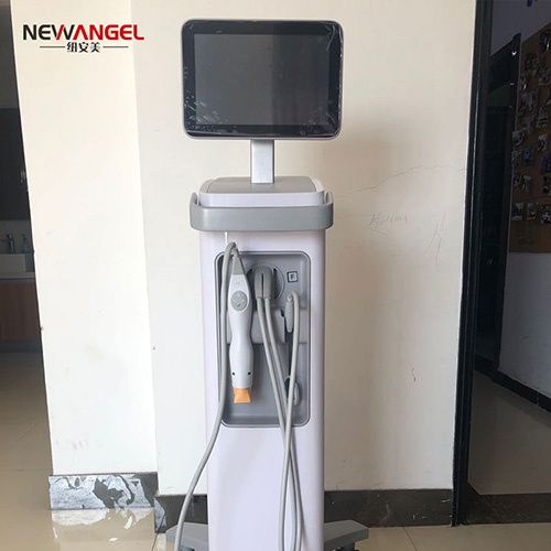 Newest fractional rf machine for beauty salon spa use