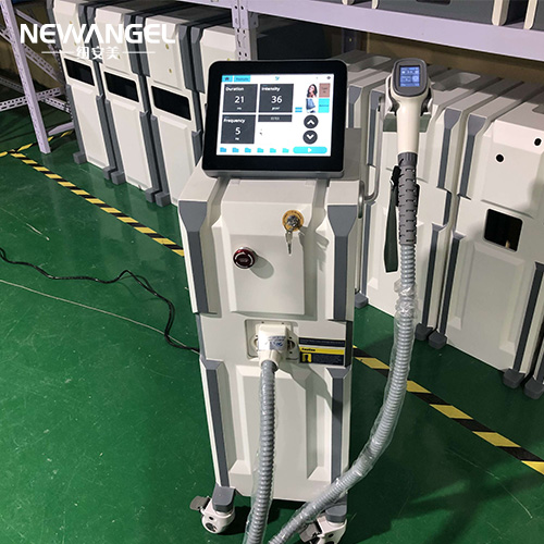 Black hair removal diode laser machine uk beauty salon