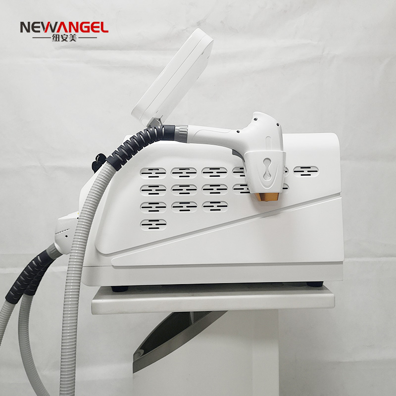 Q Switched Tattoo Removal Ndyag Portable Laser Hair Removal Machine Hot Selling Treatment System 2 in 1 for Clinic