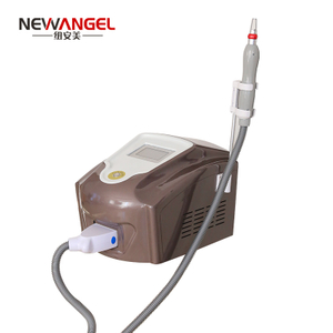 tattoo laser removal machine Portable 532nm 1320nm Pigment Removal Skin whitening ance treatment Beauty Q Switch Nd Yag