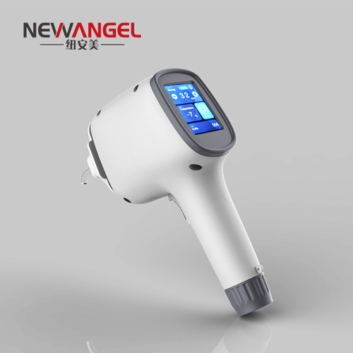 Facial laser hair removal machine painless use TEC cooling