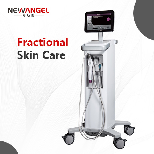 Fractional radio frequency cost quickly skin lifting acne removal