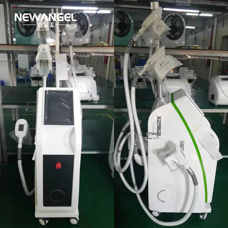 Freezefats machine double chin removal non surgical fat reduction