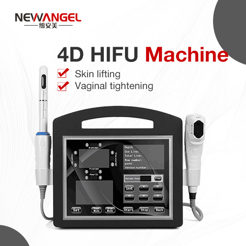 Hifu under eyes wrinkle removal machine v-max 4d 1-12 lines