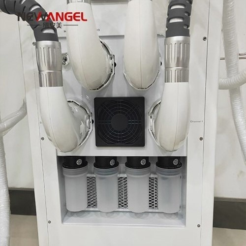 Best non invasive belly fat removal machine double chin removal