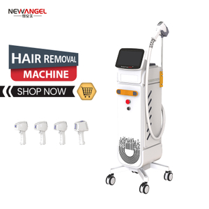 3 Wave Length Ipl Laser Hair Removal Machine Newest Sale Professional Clinic Use Hair Removal