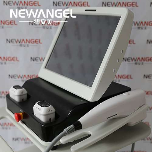 Anti wrinkle hifu tightening machine 11 lines