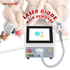 3 Wavelengths Hair Removal Diode Laser Beauty Machine Good Price Portable Painless Hair Remove for Clinic