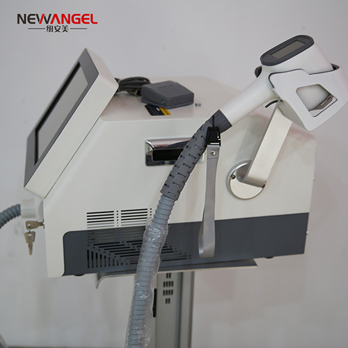Double cooling system laser hair removal diode 808