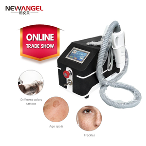 Yellow tattoo removal ND yag laser salon multi-function beauty