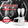 Hiemt Muscle Stimulation Slimming Equipment Hot Fashinal Design Ems Sculpt Electromagnetic Reduce Fat
