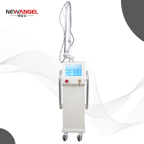 Factory sale rf tube fractional laser machine cost