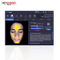 Digital skin analysis for face analyzer health care