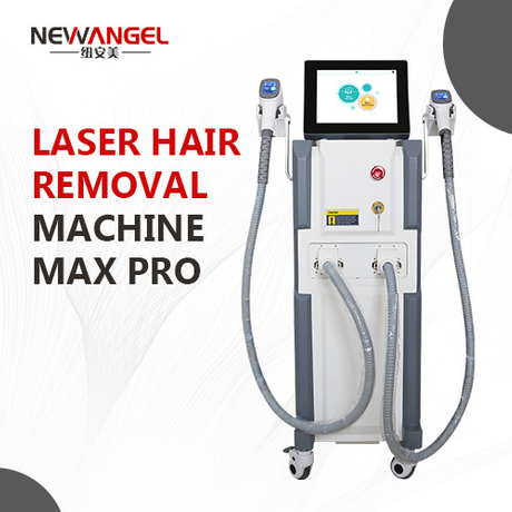 Buy a laser hair removal machine for business salon use