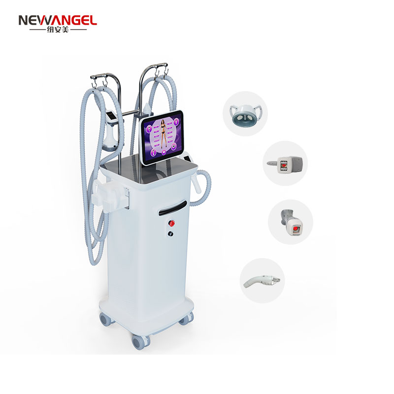 rf skin tightening Body skin care radio frequency beauty Vacuum Massage Face Lifting velashape