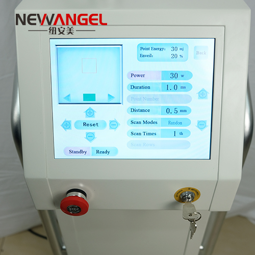 Best fractional co2 laser machine for salon and spa