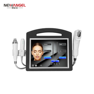 4d hifu machine 3 in 1 radar mirco rf focused ultrasound hifu for Skin Tightening
