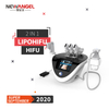 Hifu skin lifting and lipohifu body shape portable 2 in 1 FU18-S3