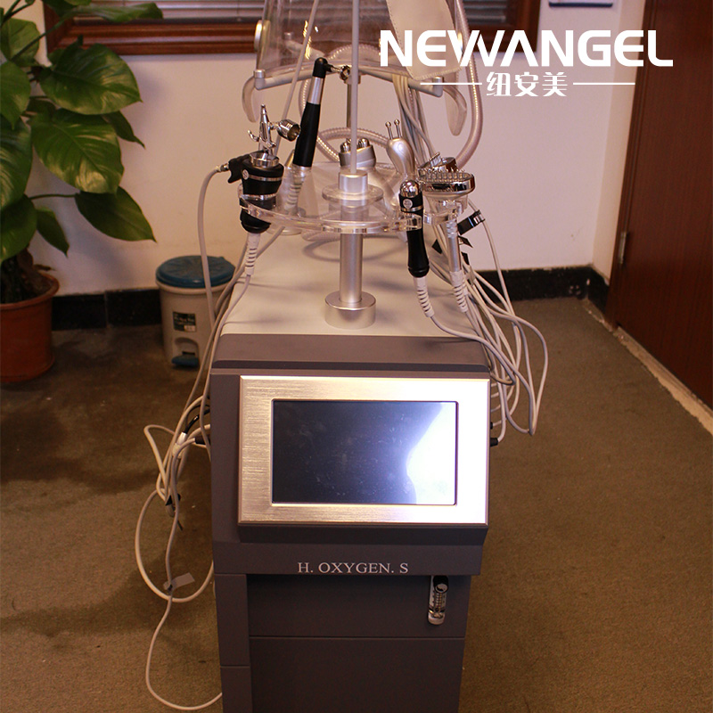 Best price 9 in 1 oxygen facial machine for sale