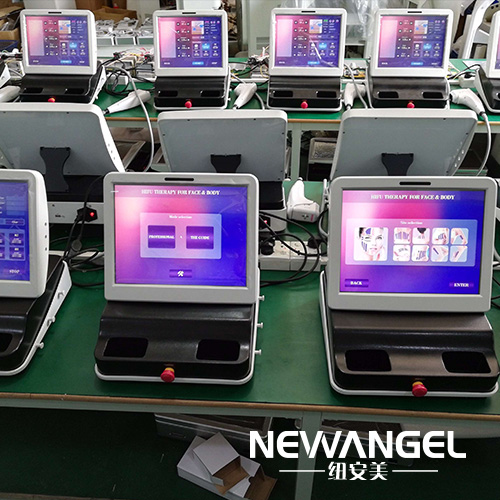 Factory price skin lifting whole sales hifu machines