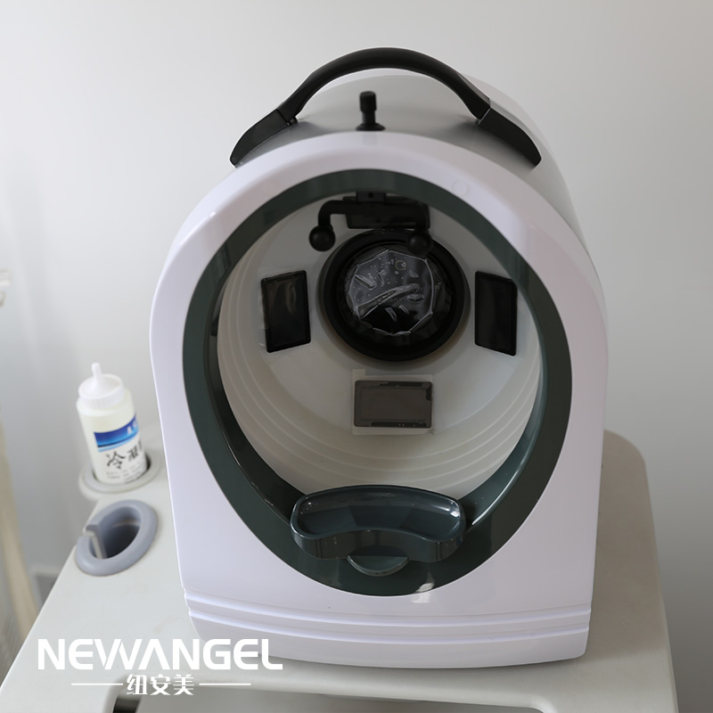 Best skin care skin scanner uv analysis machine