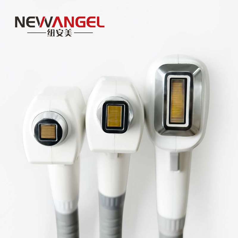 Newangel painless use lazer hair removal equipment with TEC cooling