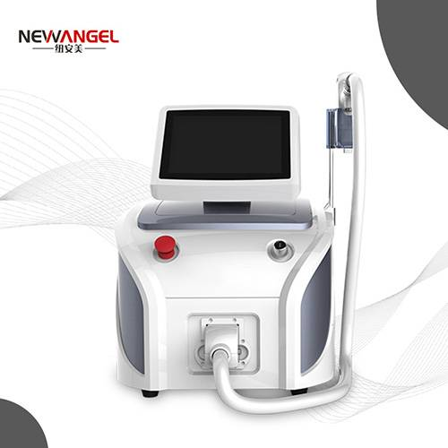Best 3 wavelength laser hair removal machine and price