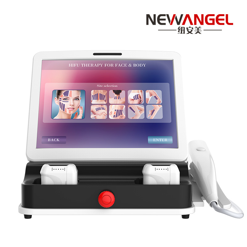 Korea hifu machine 11 lines portable skin lifting