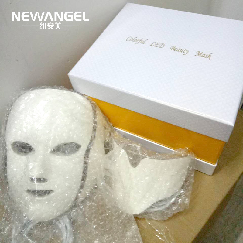 Led Face Machine Popular CE Skin Lifting Radiofrequency Improve Sleep Quality Anti Acen for Salon
