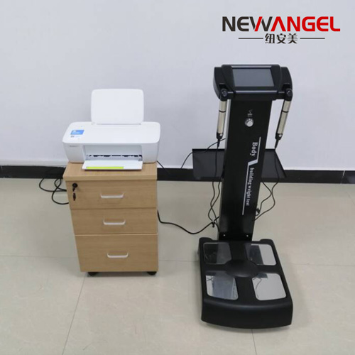Cost-effective bmi machine for fast body health analyzer