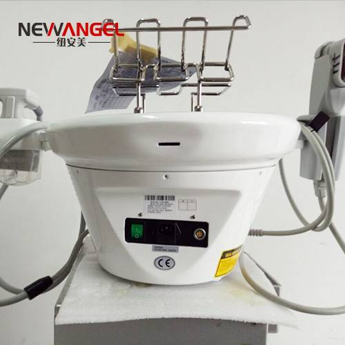 2 in 1 hifu machine portable for beauty center and spa use