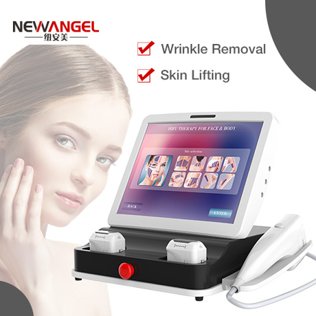 Portable 11 lines wrinkle removal 3d hifu machine for skin tightening