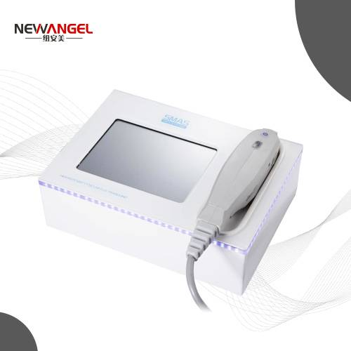 HIFU Mini High Intensity Focused Ultrasound Machine Skin Lifting