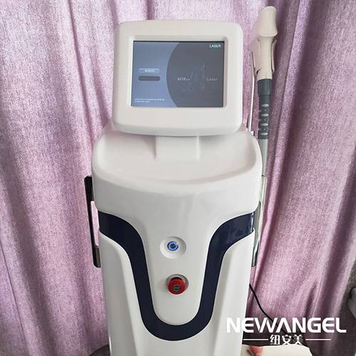 Diode hair removal machine permanent painless treatment