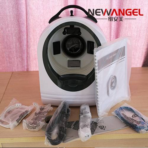 3 in 1 multifunction salon skin analysis machine