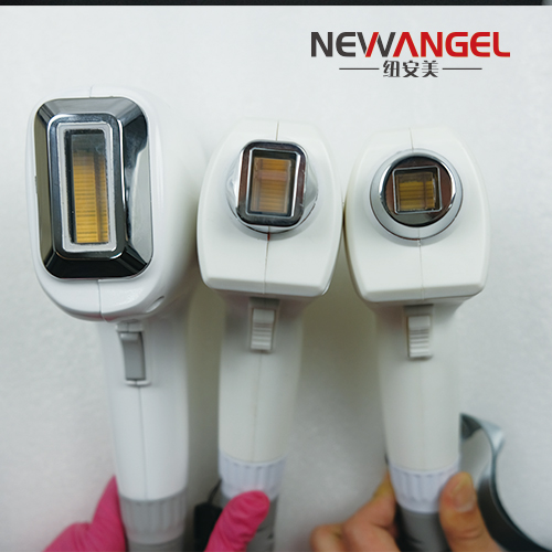 2 handlesoperation hair removal laser machine for sale