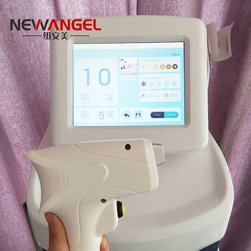 The best diode laser machine cost 3 wavelength hair removal