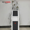 Powerful Cool Slim Fat Freezing Cryolipolysis 4 Heads Slimming Machine