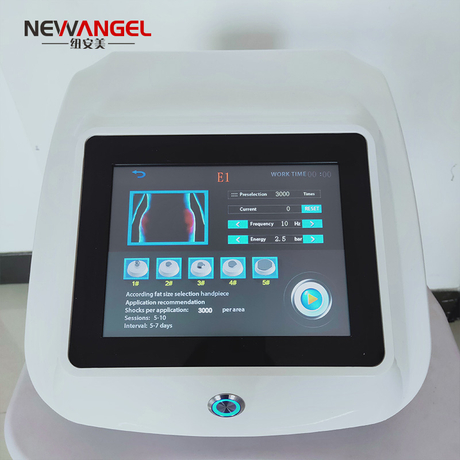 Erectile dysfunction shock wave therapy machine