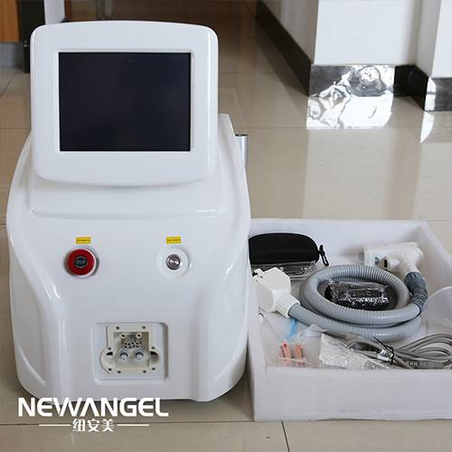Unique design CE approved portable diode laser hair removal machine
