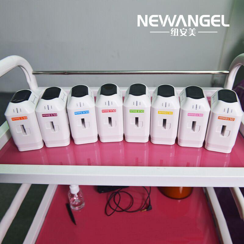 3D hifu lipo machine for sale with 8 cartridges