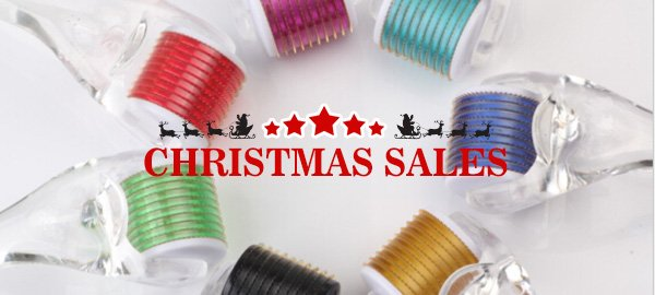 Get great discount with our Christmas Promotion!