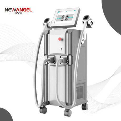 Newagel factory sale best laser hair removal machines with best cooling system