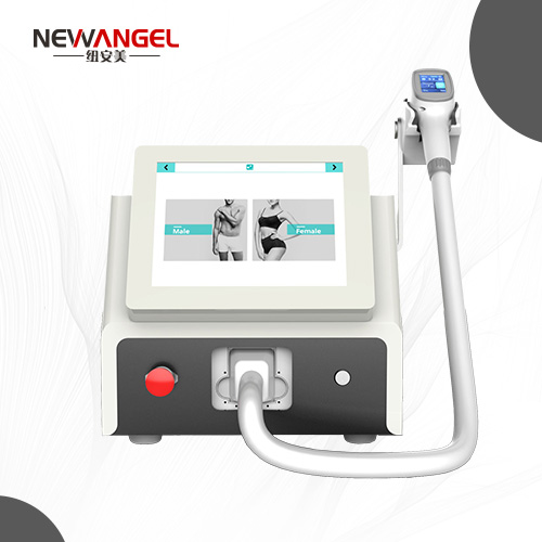 Laser treatment for hair removal smal machine