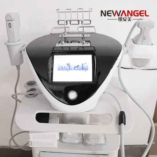 Portable hifu ultrasound skin lifting anti ageing wrinkle removal beauty machine professional facial machines